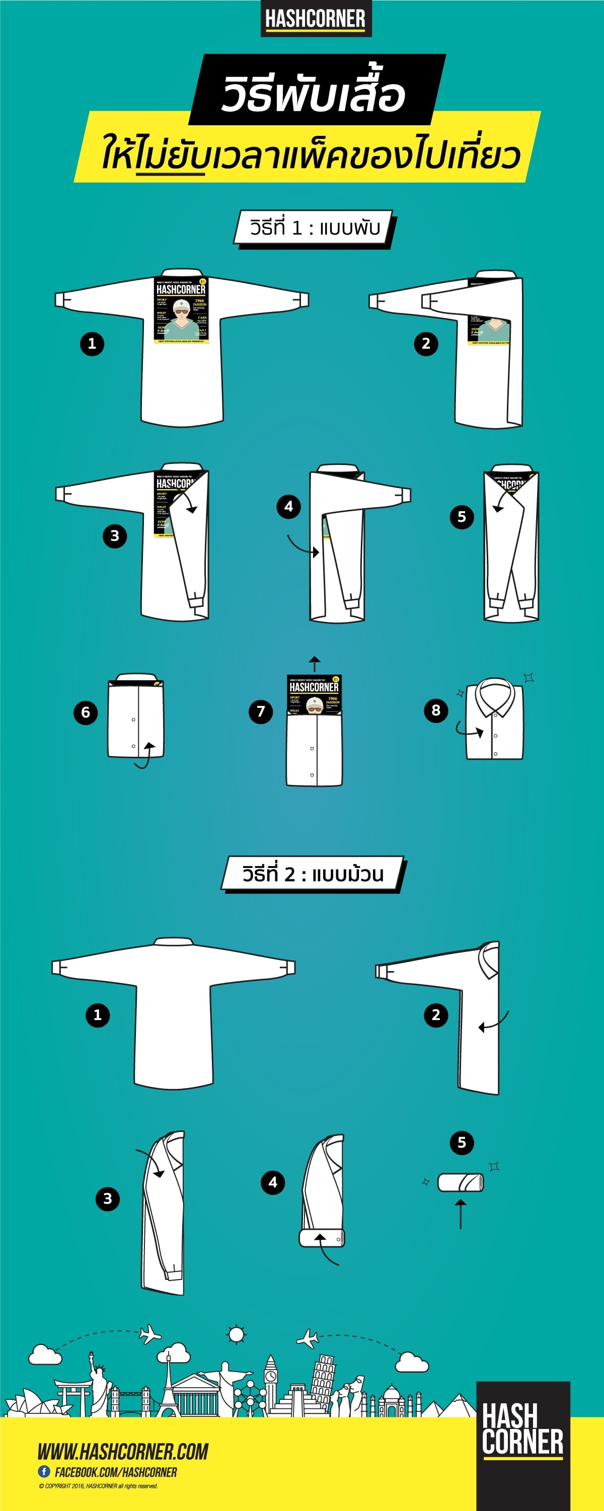 how-to-fold-a-shirt-infographic-hashcorner