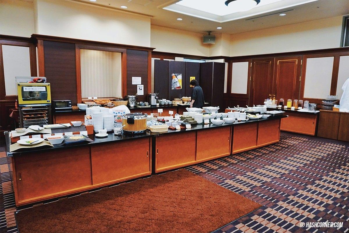 รีวิวที่ พักฮอกไกโด ทุกโรงแรมที่ได้ไปใน Sapporo, Hakodate, Asahikawa, Abashiri และ Kushiro