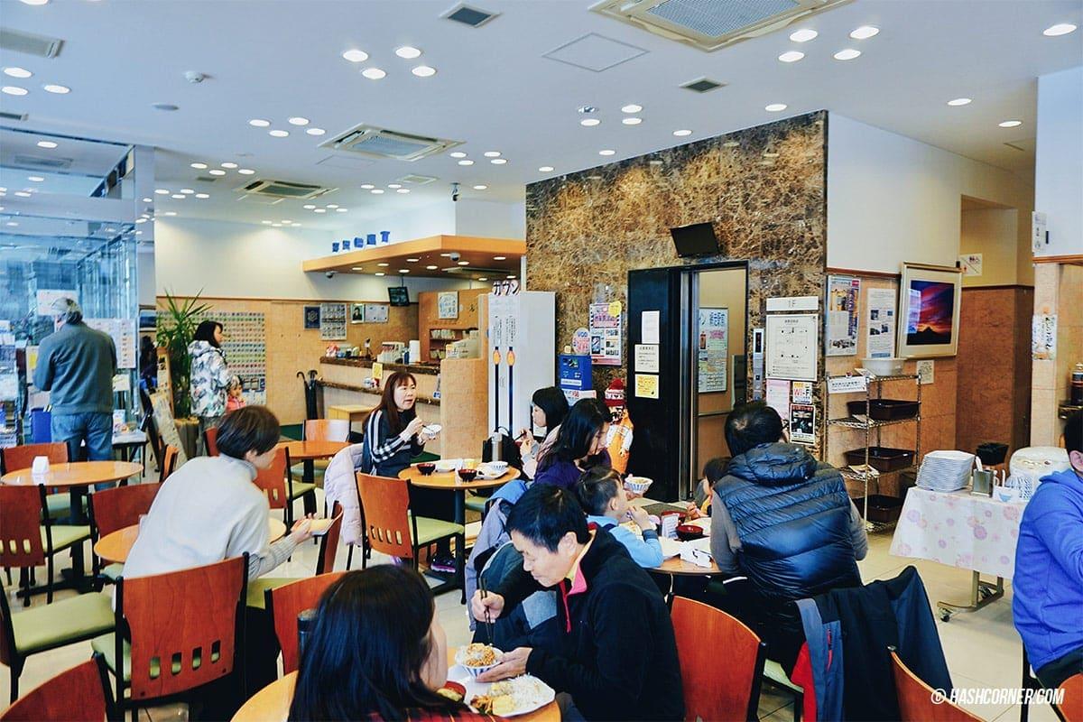 อะบาชิริ-คุชิโระ (Abashiri-Kushiro) x ฮอกไกโด เที่ยวญี่ปุ่นหน้าหนาวคูลๆ
