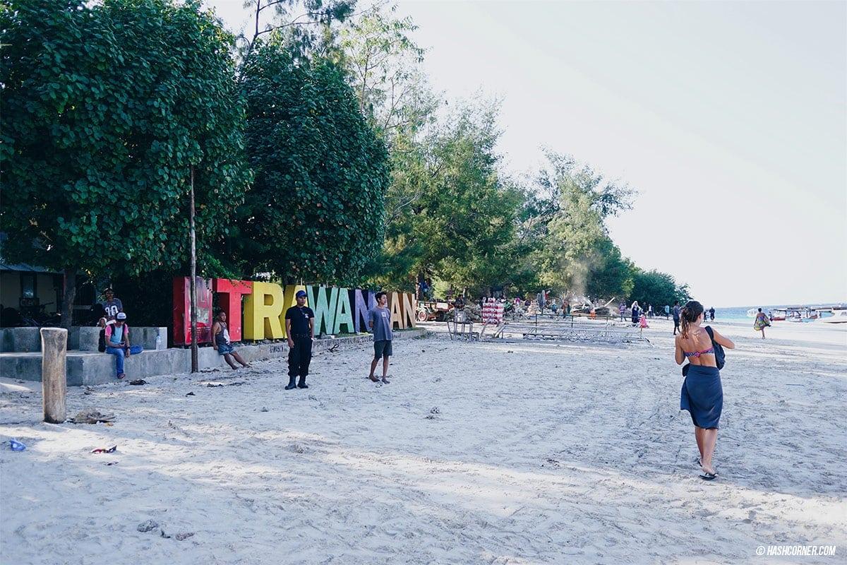 รีวิว เกาะกิลี (Gili Islands) ลอมบอก เกาะสวรรค์ไม่ไกลจากบาหลี
