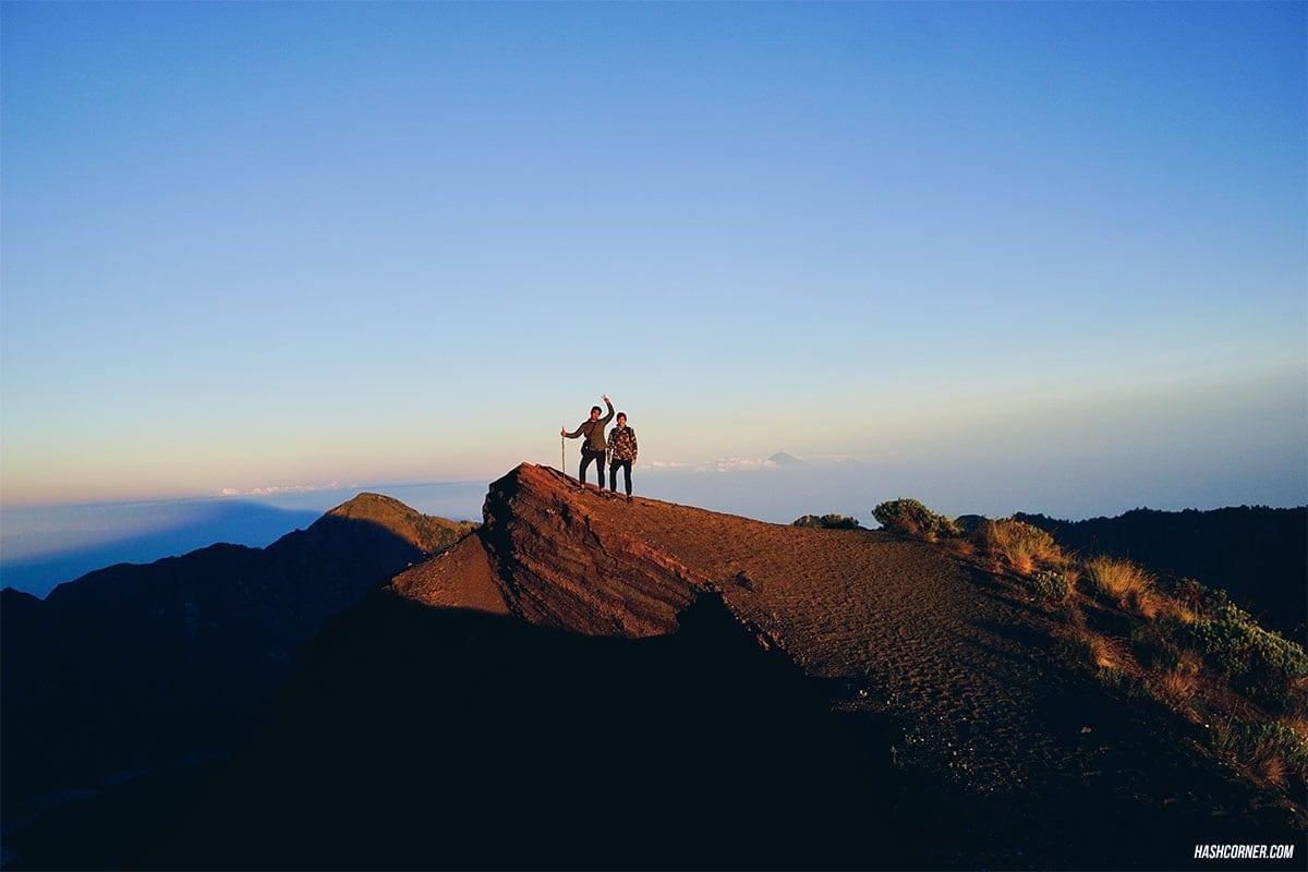 รีวิว ภูเขาไฟรินจานี (Mt. Rinjani) แบบคนไม่เคยปีนเขามาก่อน
