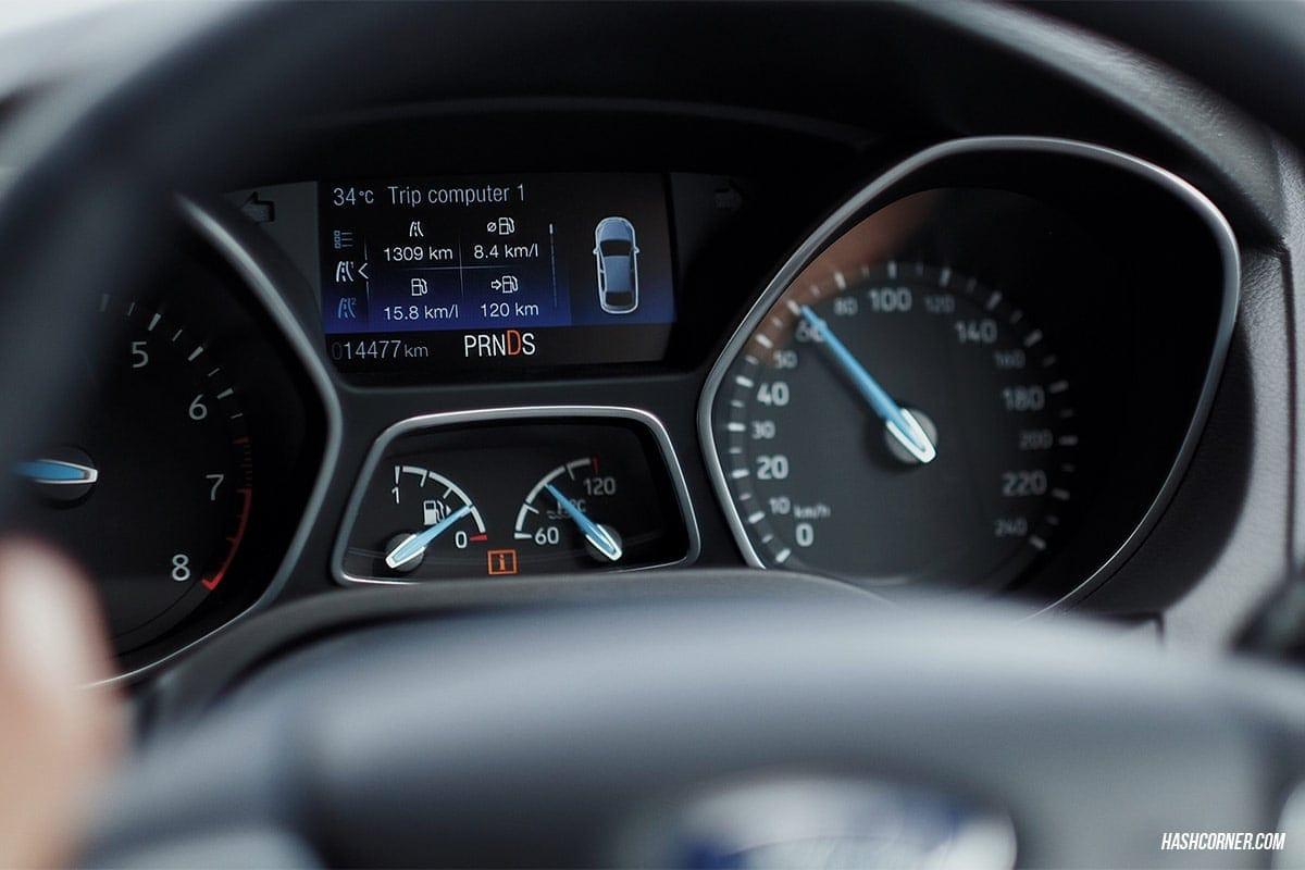 รีวิว Ford Focus EcoBoost ขับฟอร์ดโฟกัสเที่ยวกรุงเทพ เช็คอินถ่ายรูปคูลๆ