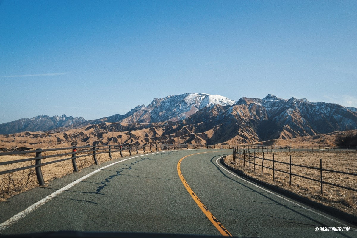 รีวิว ภูเขาไฟอะโสะ (Mount Aso) x คิวชู ญี่ปุ่นสไตล์เที่ยวเก่ง
