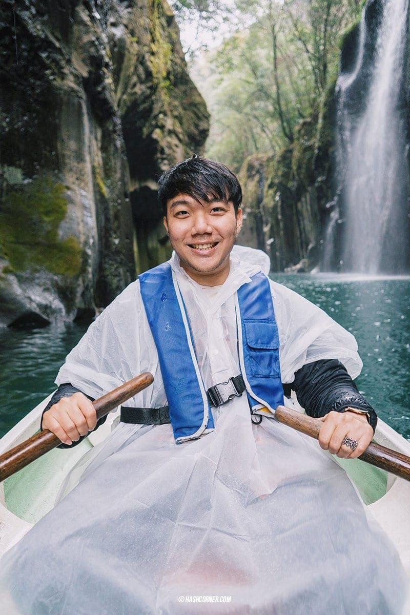 รีวิว ทาคาชิโฮ (Takachiho) x คิวชู ญี่ปุ่นสไตล์เที่ยวเก่ง