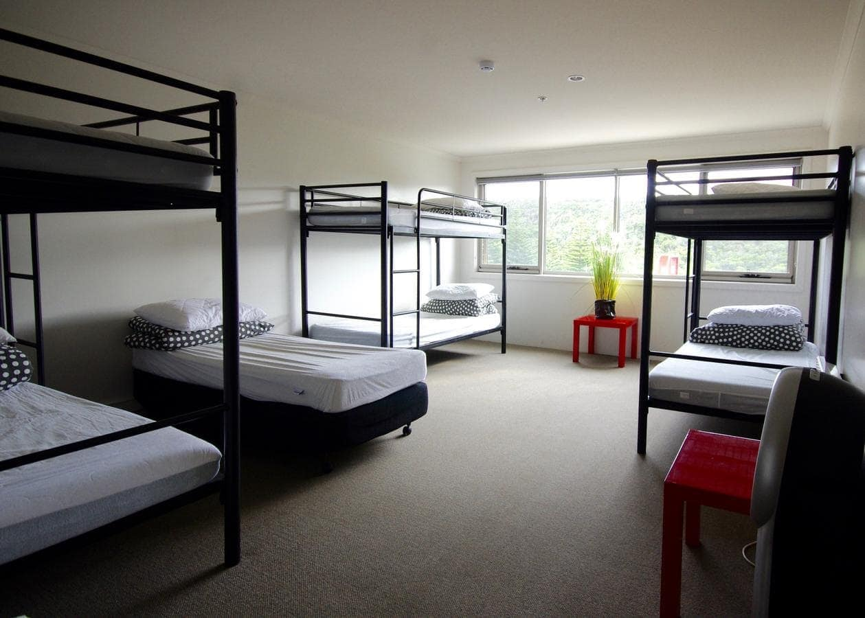 port campbell hostel 01 hashcorner. Black Bedroom Furniture Sets. Home Design Ideas