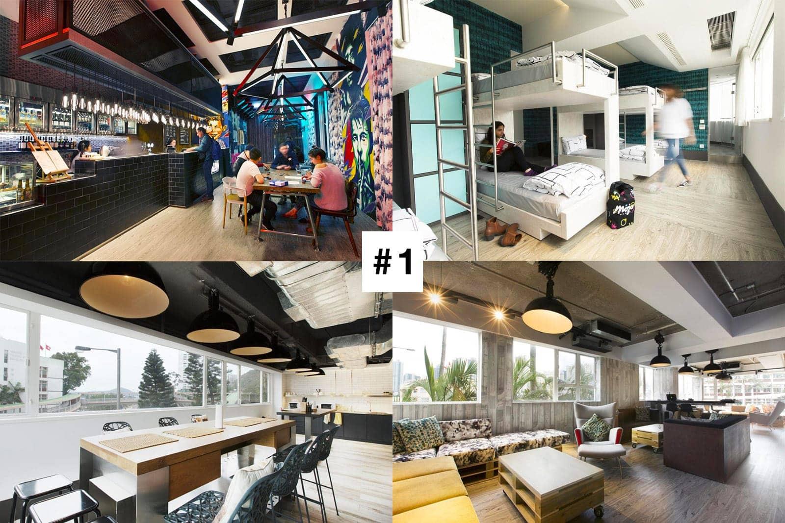 (Hong Kong Hostels 2018) แนะนำ 12 โฮสเทลที่ฮิป + ดีในฮ่องกง