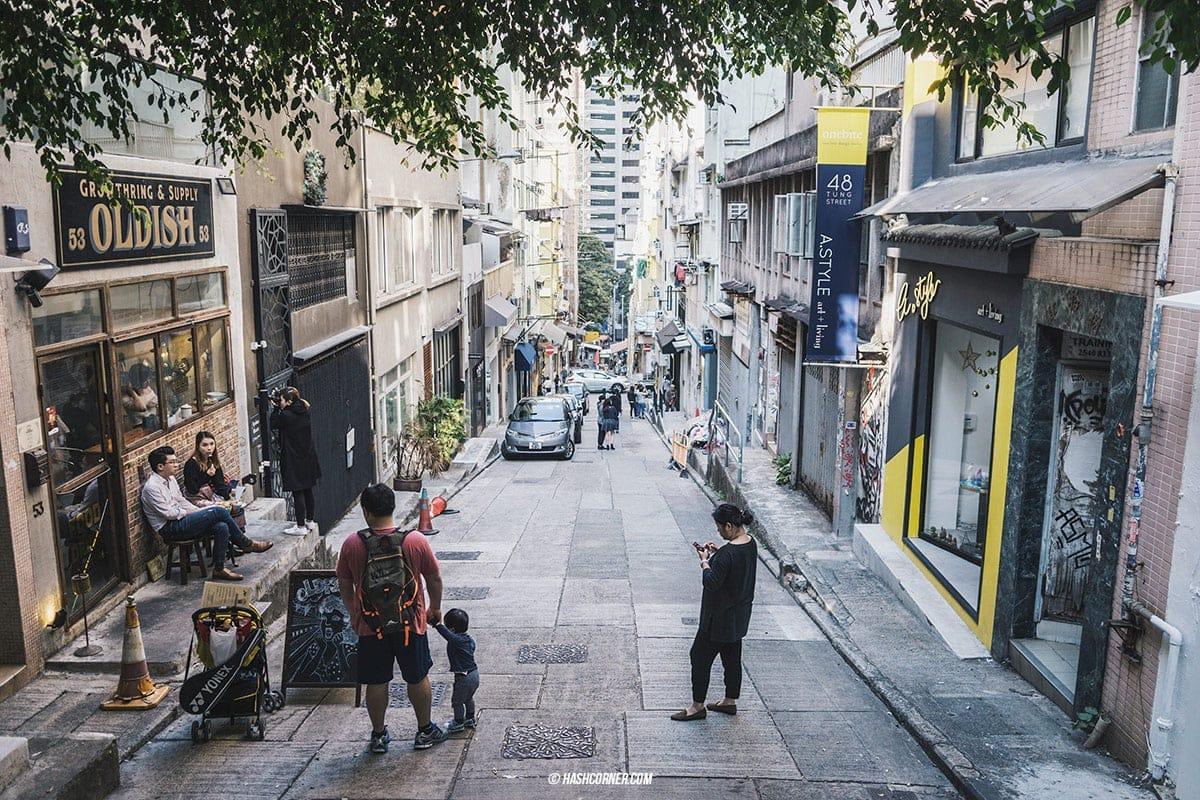 รีวิว ฮ่องกง (Hong Kong) เที่ยวจัดเต็ม เก็บช็อตถ่ายรูปคูลๆ