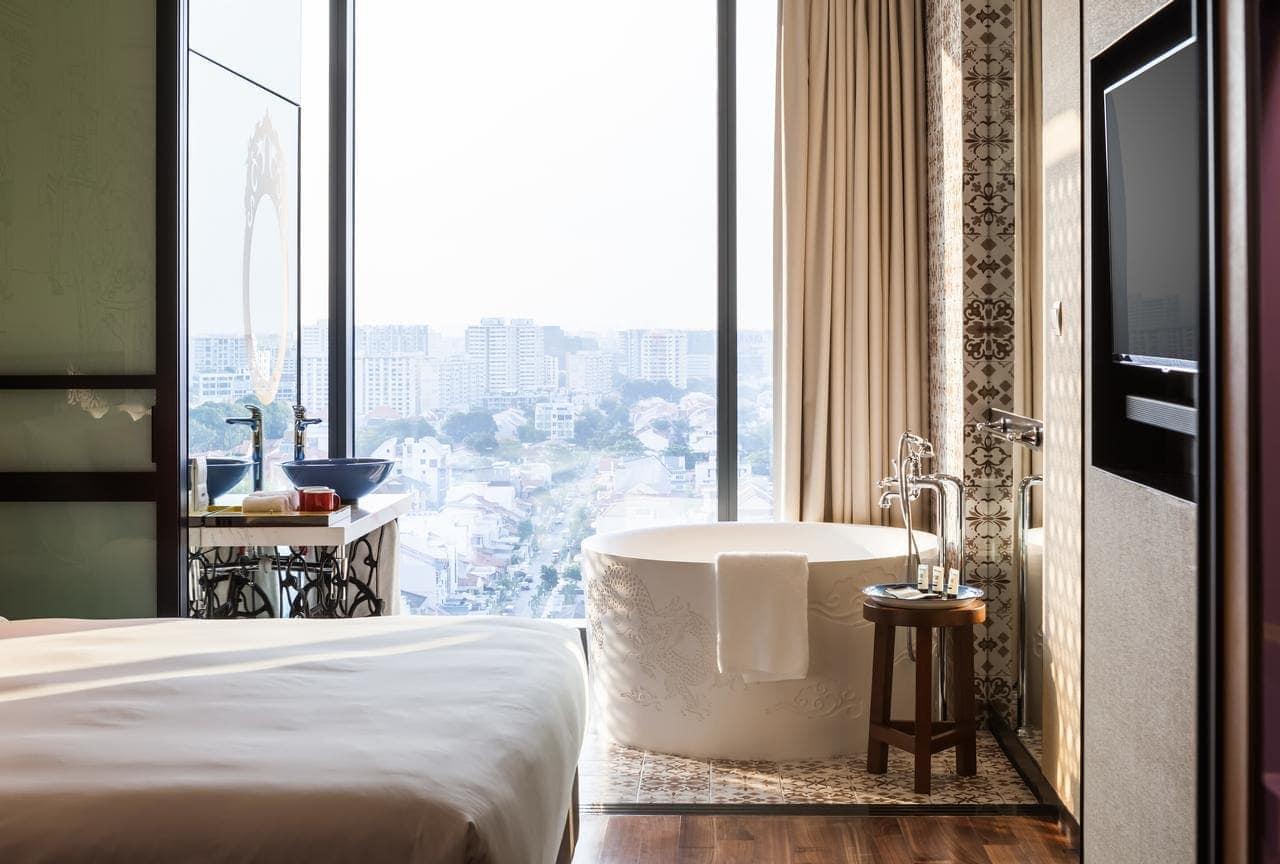 8 โรงแรม สิงคโปร์ คูลๆ ที่เราอยากไปพักมากที่สุด (2018)