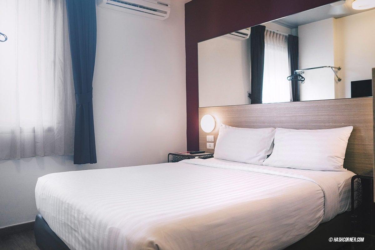 รีวิว Red Planet Phuket Patong โรงแรมคุ้มค่าที่สุดในย่านป่าตอง ภูเก็ต