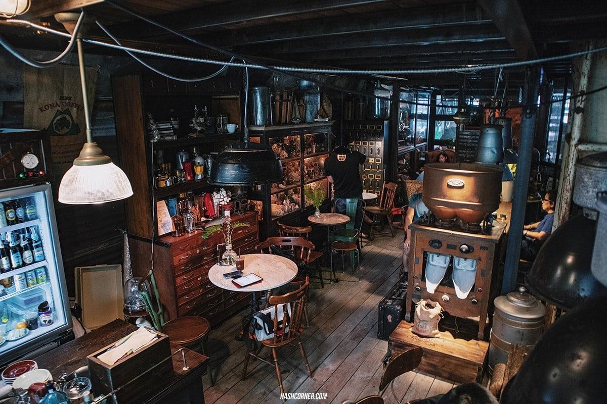 Cafe Hopping Bangkok #3 : 5 คาเฟ่ใหม่น่าไปในกรุงเทพ x Benz Suanluang