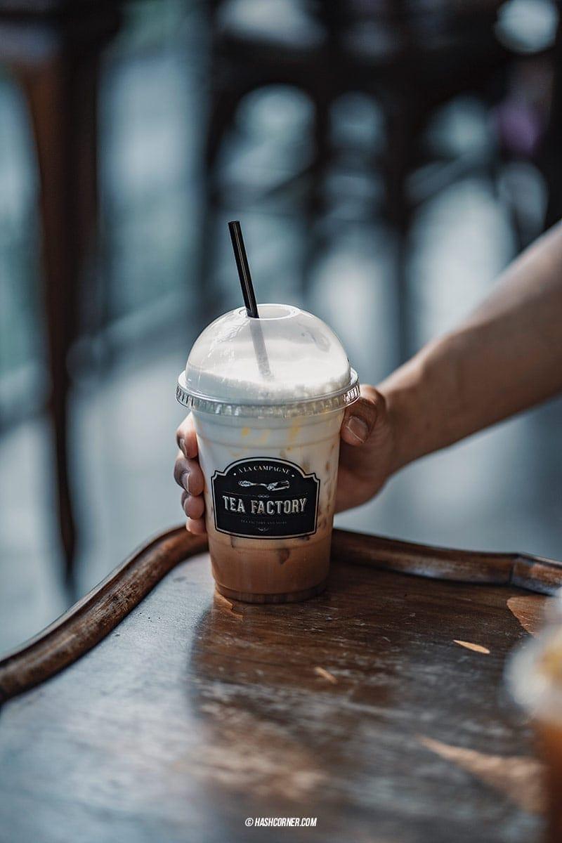Cafe Hopping Pattaya : 5 คาเฟ่เก๋ พัทยา ต้องไปลอง