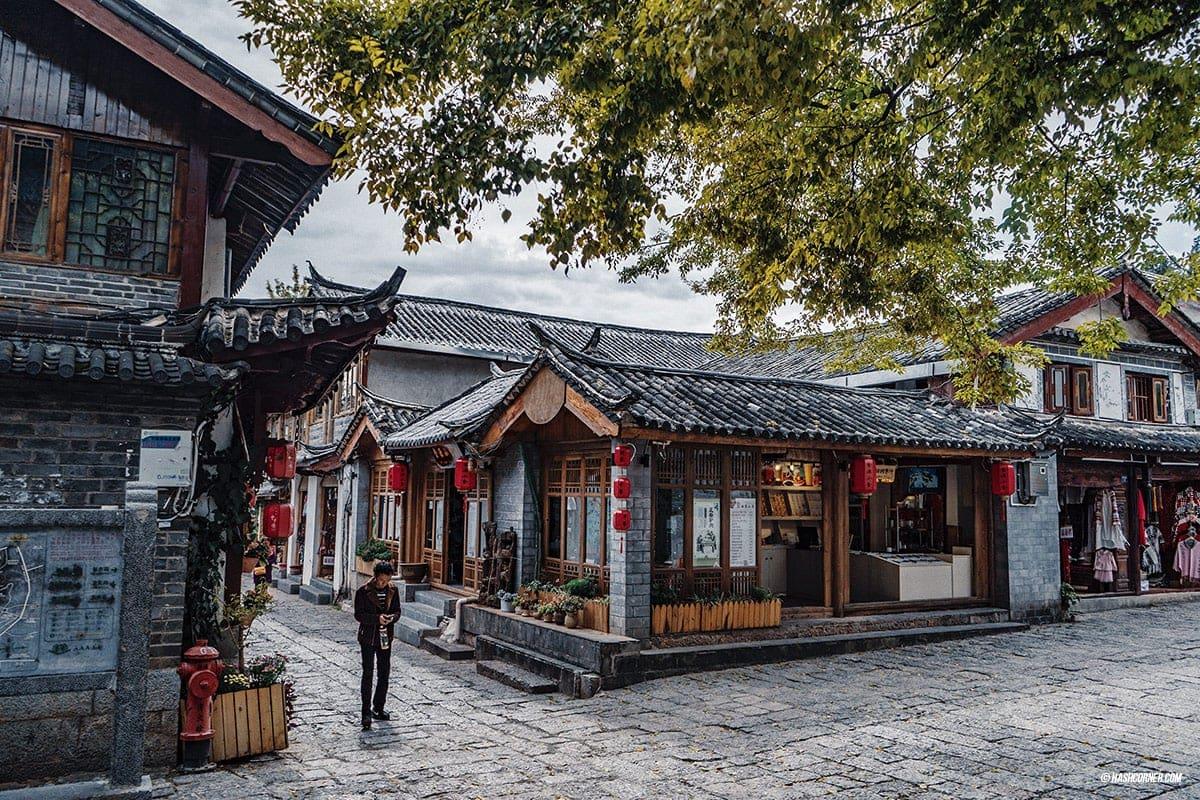 รีวิว ลี่เจียง (Lijiang) เที่ยวจีน ต้องเที่ยวให้สุด!