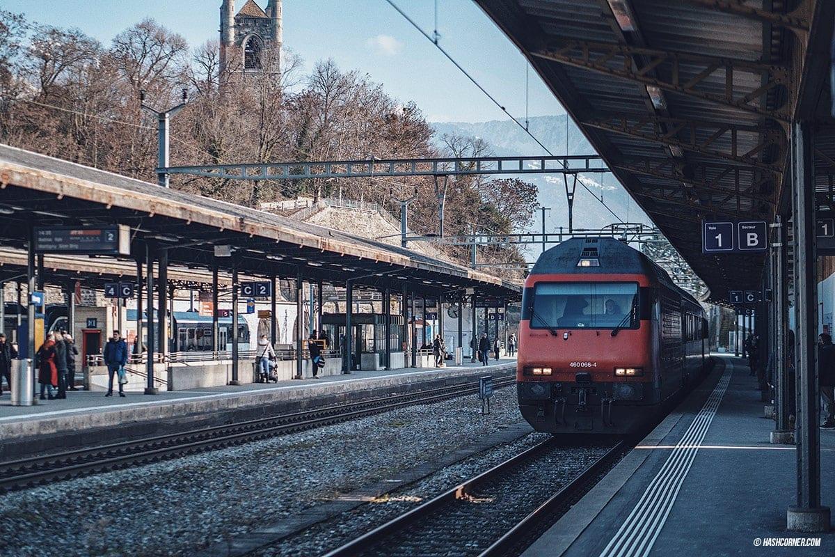 รีวิว โลซานน์ (Lausanne) x สวิตเซอร์แลนด์