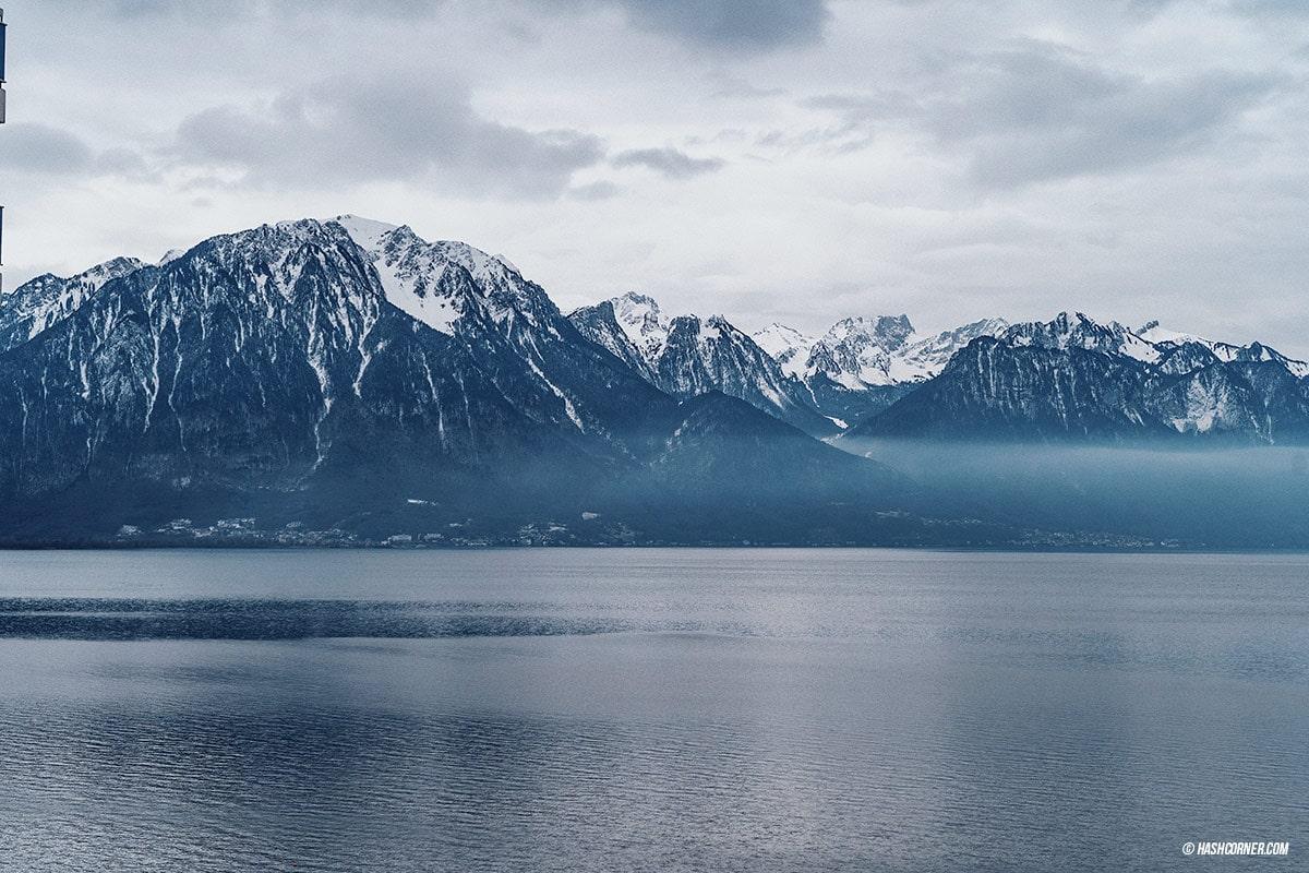 รีวิว มองเทรอซ์ (Montreux) x สวิตเซอร์แลนด์