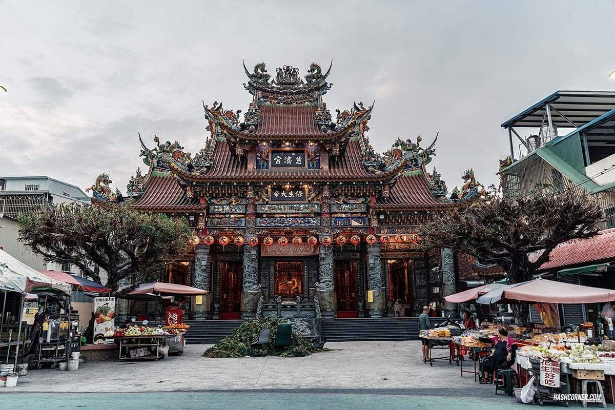 รีวิว เกาสง (Kaohsiung) เที่ยวไต้หวัน ทั่วประเทศ!