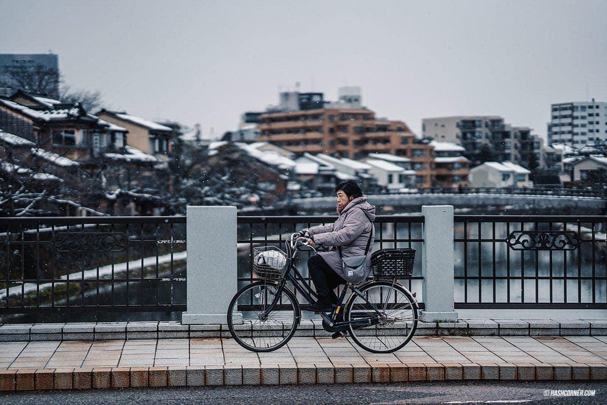 รีวิว คานาซาว่า (Kanazawa) x ญี่ปุ่น หิมะคูลๆ ❄️