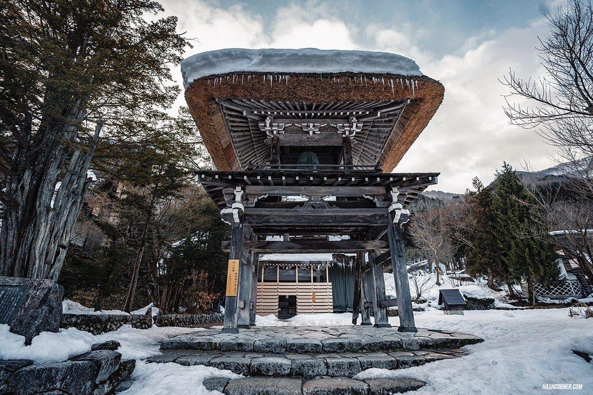 รีวิว ชิราคาวาโกะ (Shirakawa-go) งานไฟหน้าหนาว