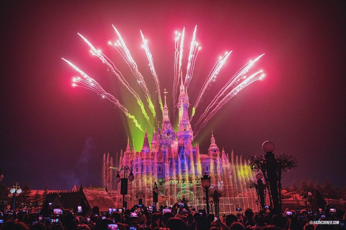 รีวิว Shanghai Disneyland x เซี่ยงไฮ้ ครบทุกไฮไลท์!
