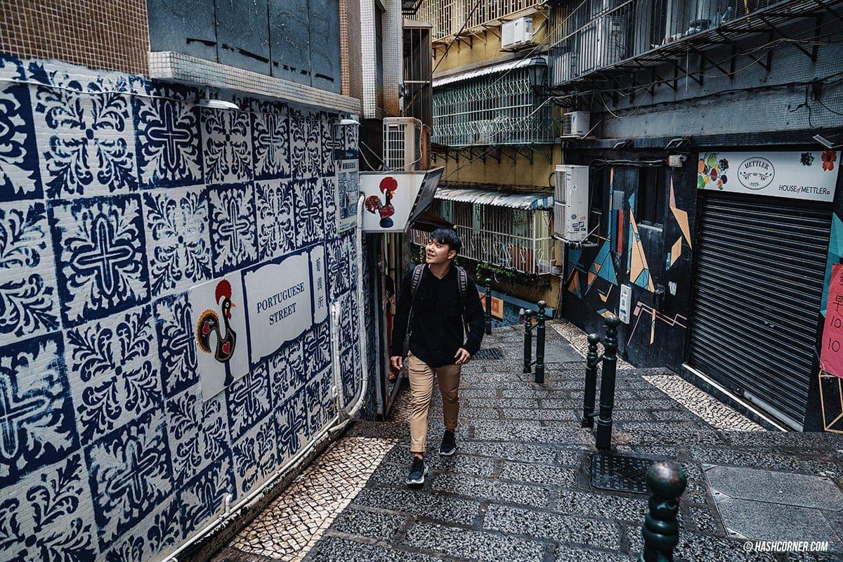รีวิว มาเก๊า (Macao) เที่ยวถ่ายรูปชิคๆ แบบกิ๊บเก๋