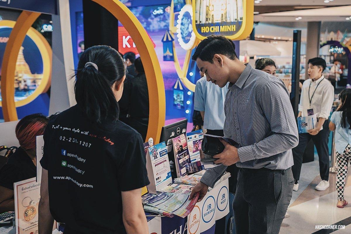 สายเที่ยวห้ามพลาดกับ THAI Market Place 2019 By Thai Airways