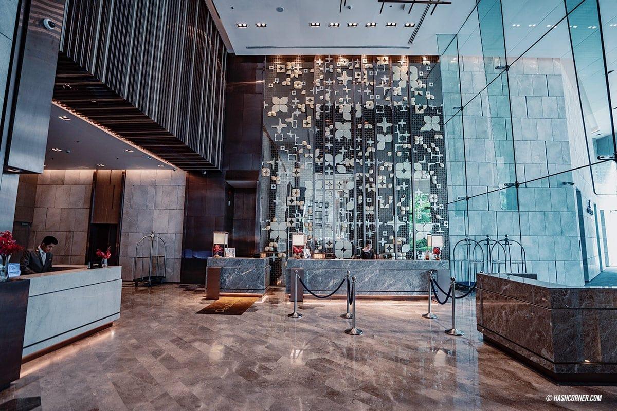 รีวิว Hotel Nikko Bangkok โรงแรมนิกโก้ แห่งแรกในไทย