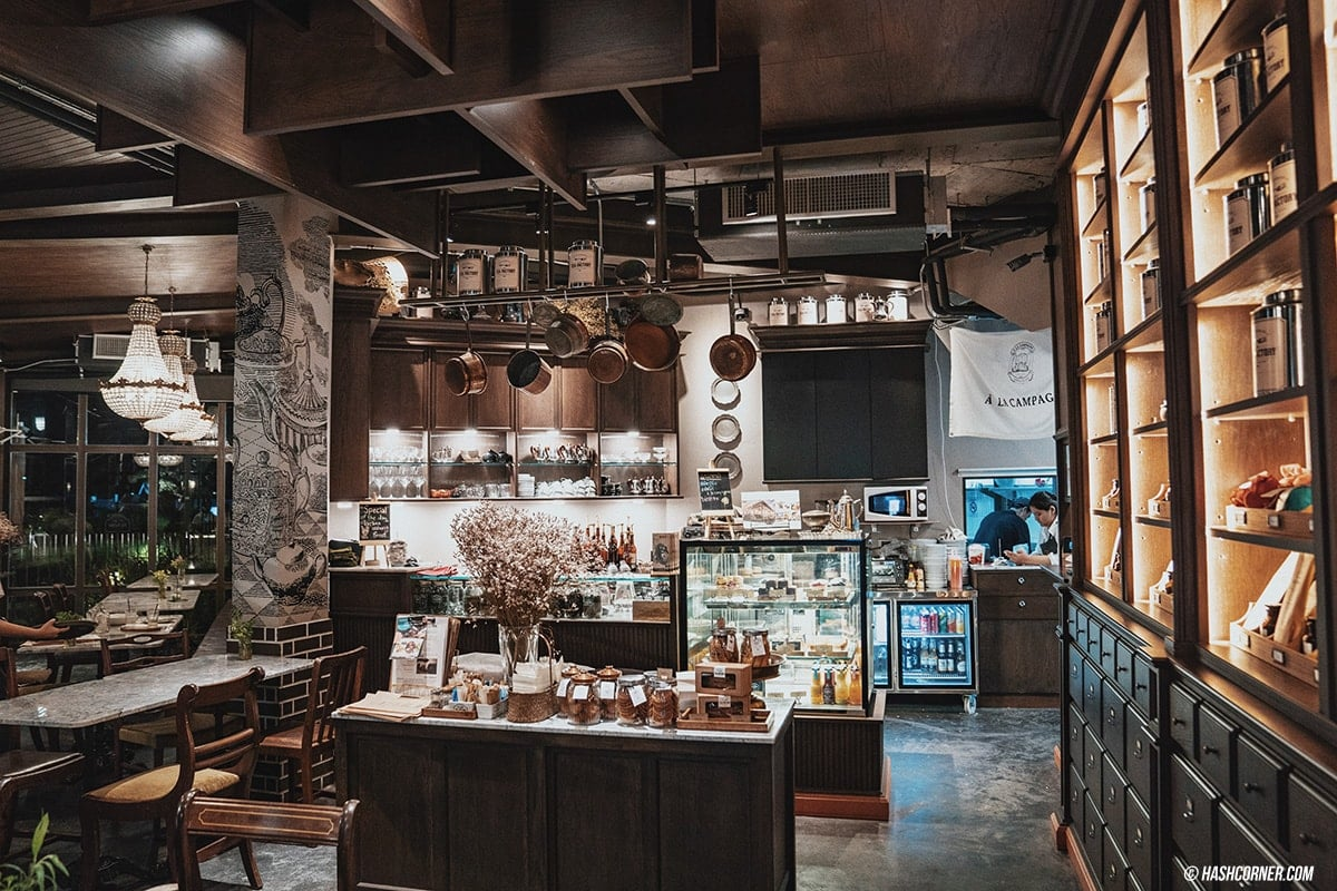 4 ร้านอาหาร + คาเฟ่ กรุงเทพ น่าไปชิลหลังเลิกงาน