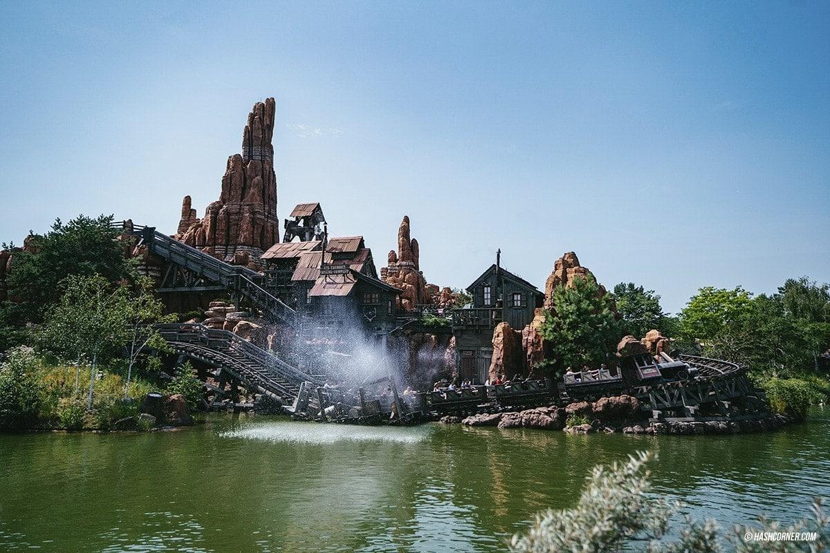 รีวิว Disneyland Paris x ปารีส เล่นหนักจัดเต็ม!