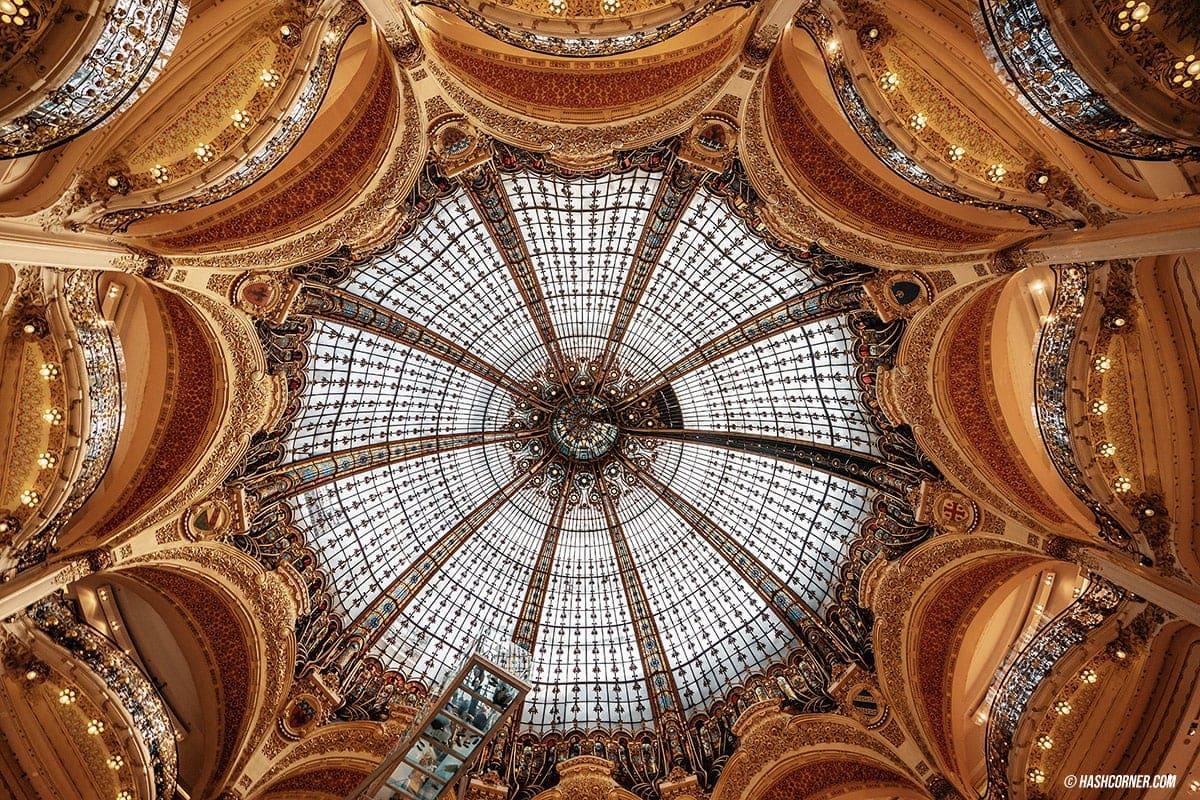 รีวิว ปารีส (Paris) x ฝรั่งเศส เที่ยวครั้งแรกแบบปังๆ