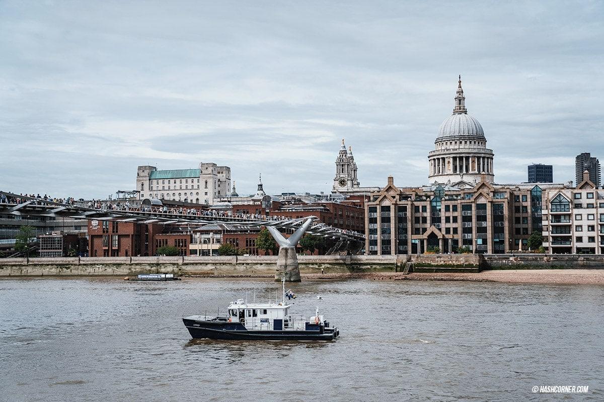 รีวิว ลอนดอน (London) x อังกฤษ #1 ครั้งแรกชิลๆ