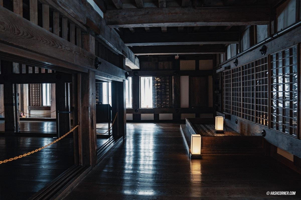 รีวิว ฮิเมจิ (Himeji) x คันไซ เมืองปราสาทยืนหนึ่ง