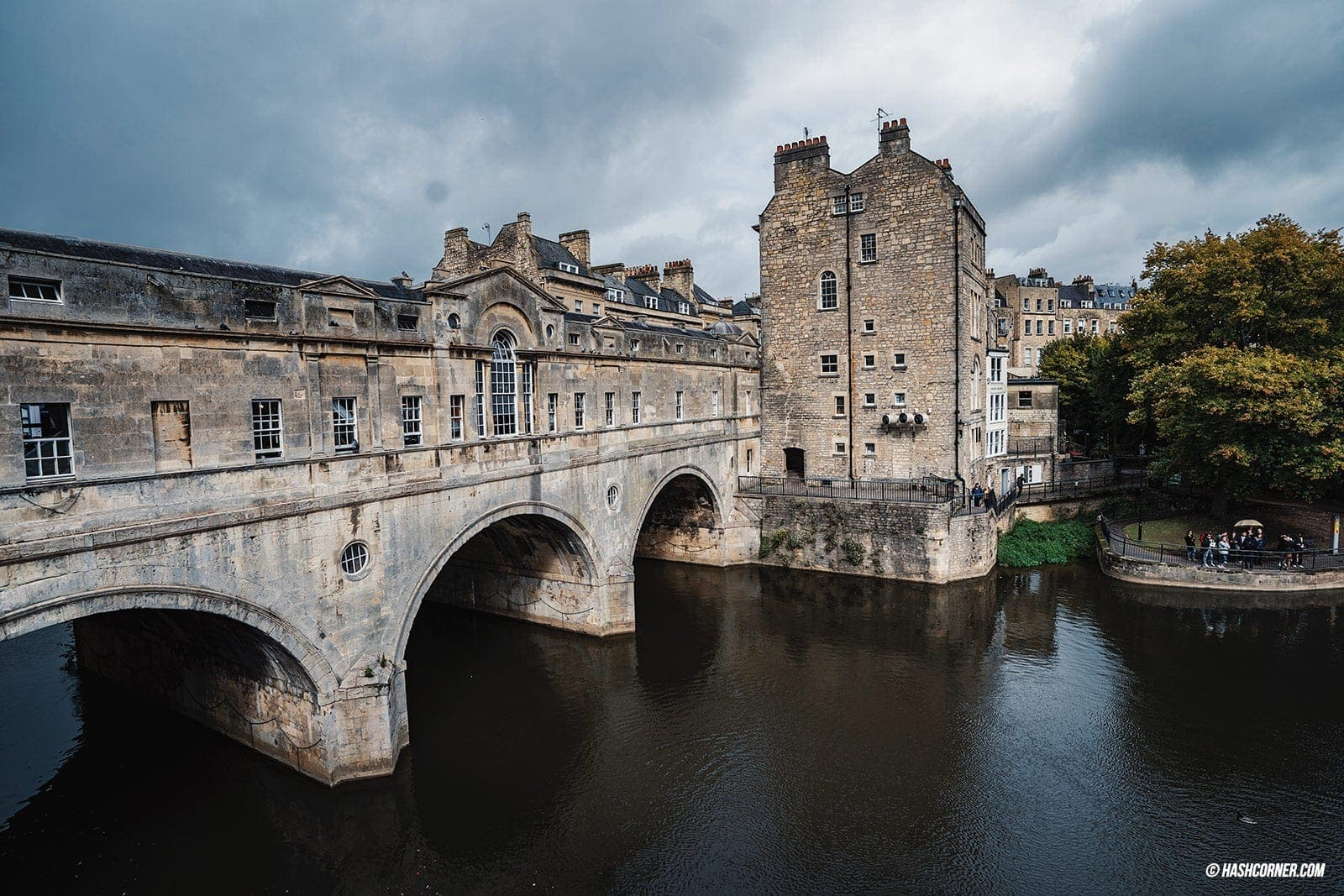 รีวิว บาธ (Bath) x อังกฤษ เที่ยวเก่งครบรส!