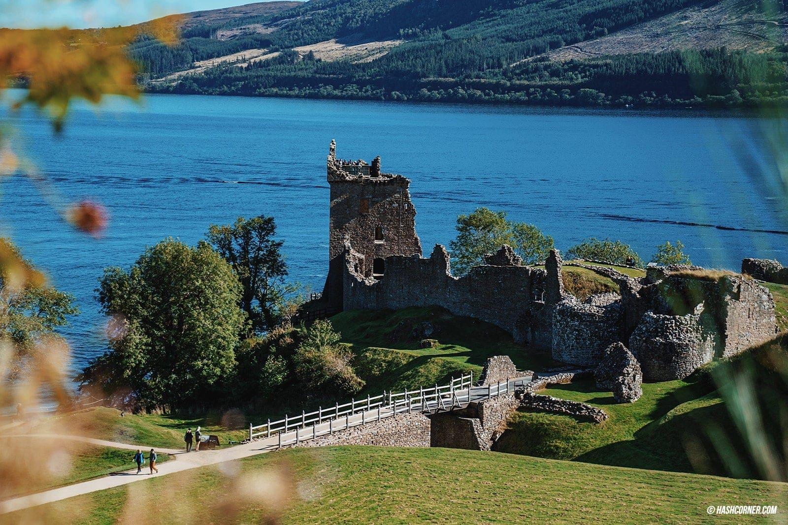 รีวิว อินเวอร์เนสส์ (Inverness) x สกอตแลนด์ เที่ยวอังกฤษครบรส!