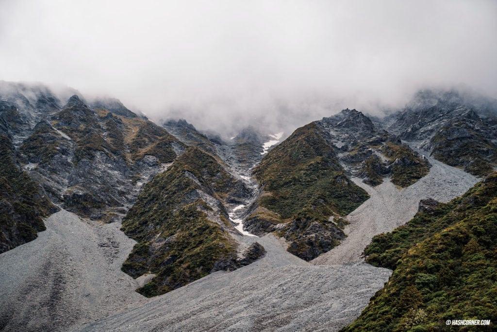 รีวิว เอโอรากิ-เมาท์คุก (Aoraki-Mount Cook) เที่ยวเกาะใต้ นิวซีแลนด์