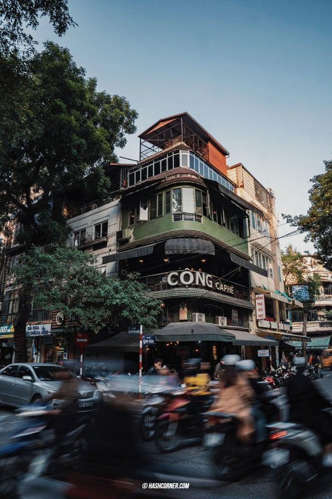 รีวิว ฮานอย (Hanoi) x Cafe Hopping เวียดนาม
