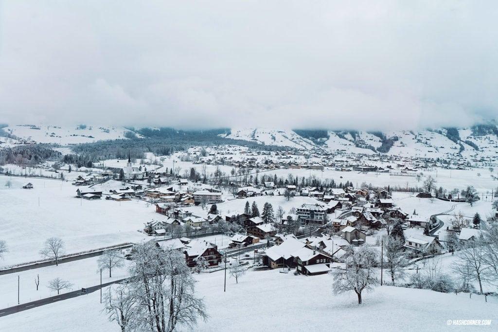 รีวิว อินเทอร์ลาเคิน (Interlaken) x สวิตเซอร์แลนด์