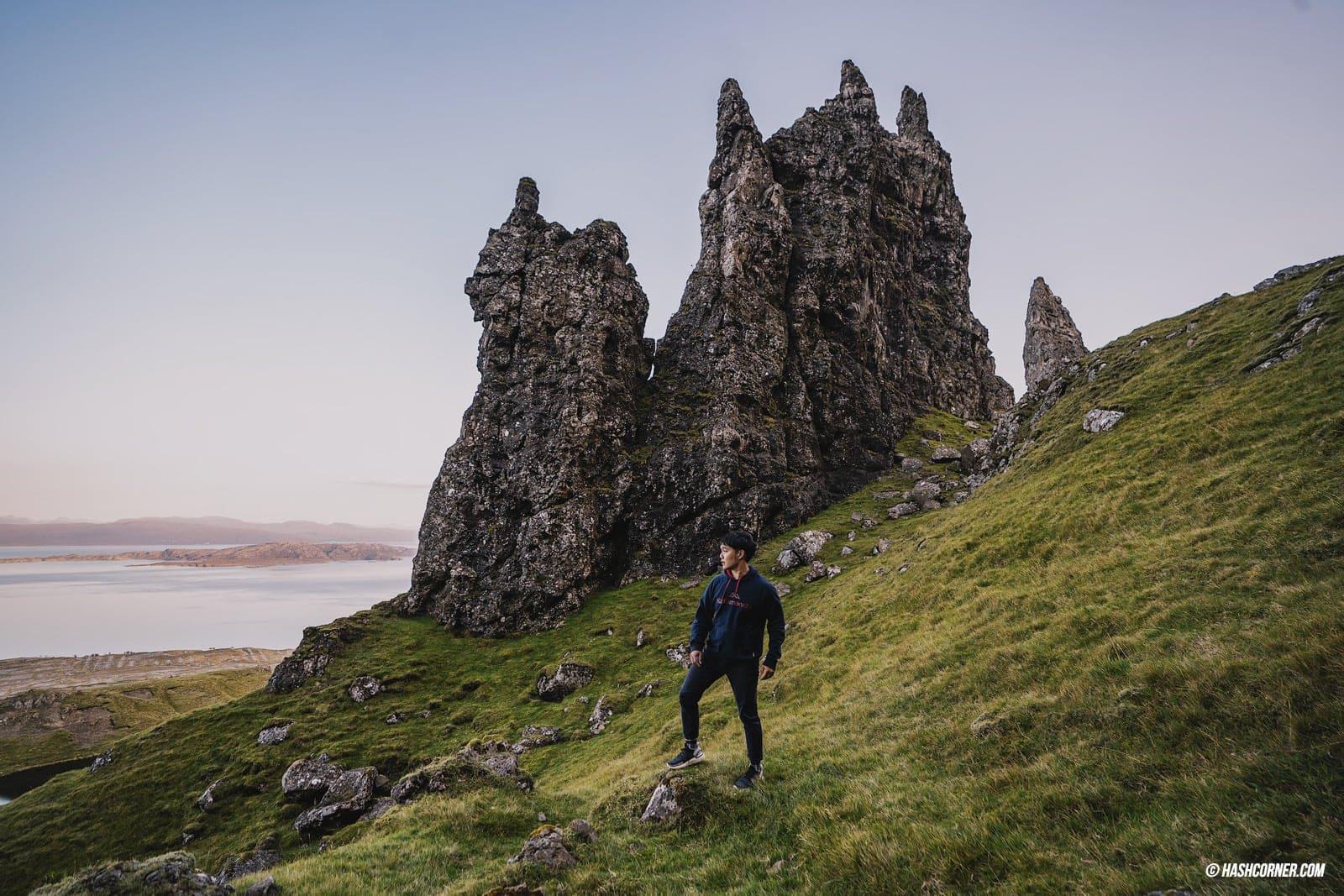 รีวิว เกาะสกาย (Isle of Skye) x สกอตแลนด์ ปีนเขา-ขับรถเที่ยว