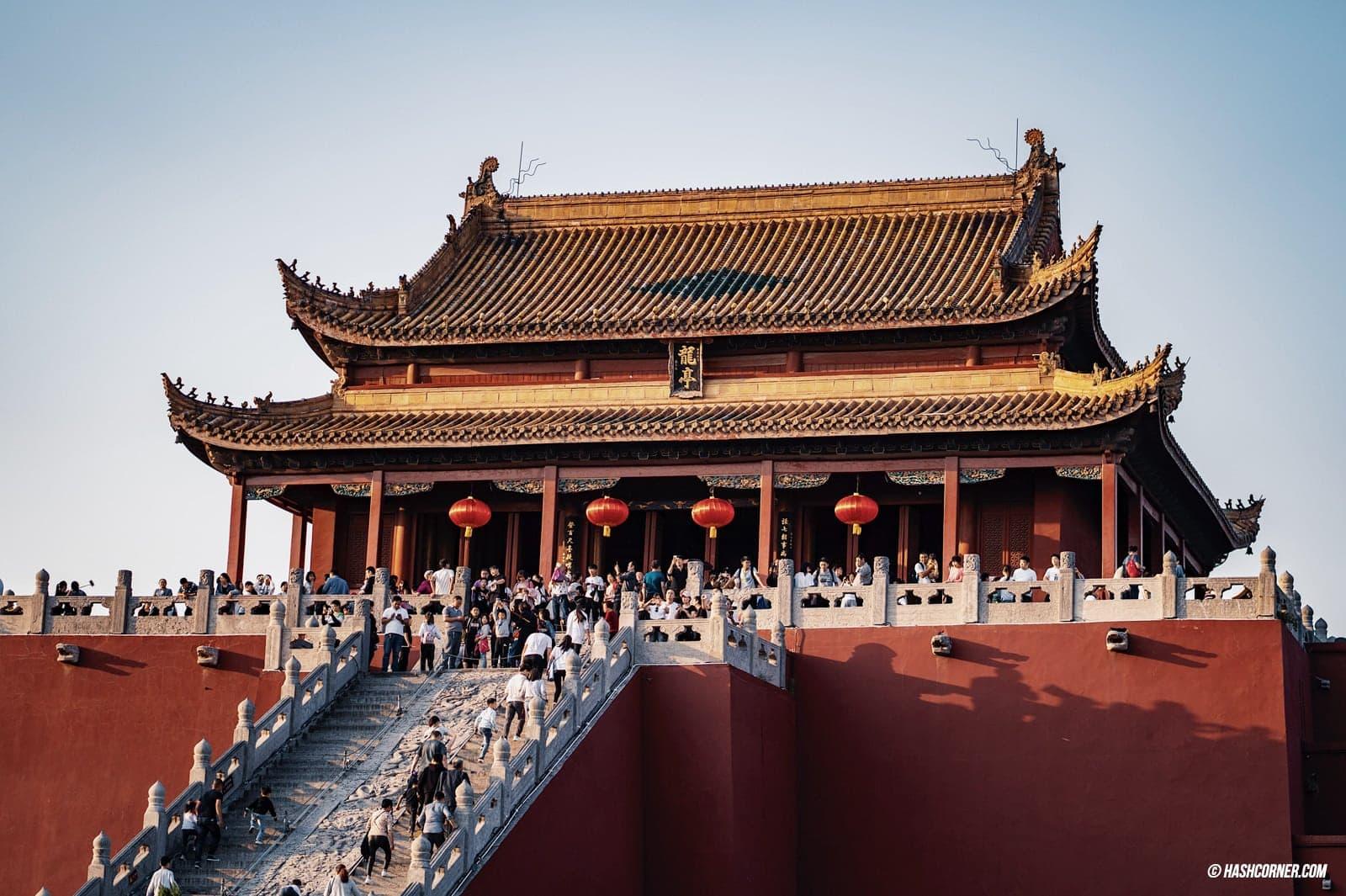 รีวิว ไคเฟิง (Kaifeng) x จีน เที่ยวเมืองเปาบุ้นจิ้น!
