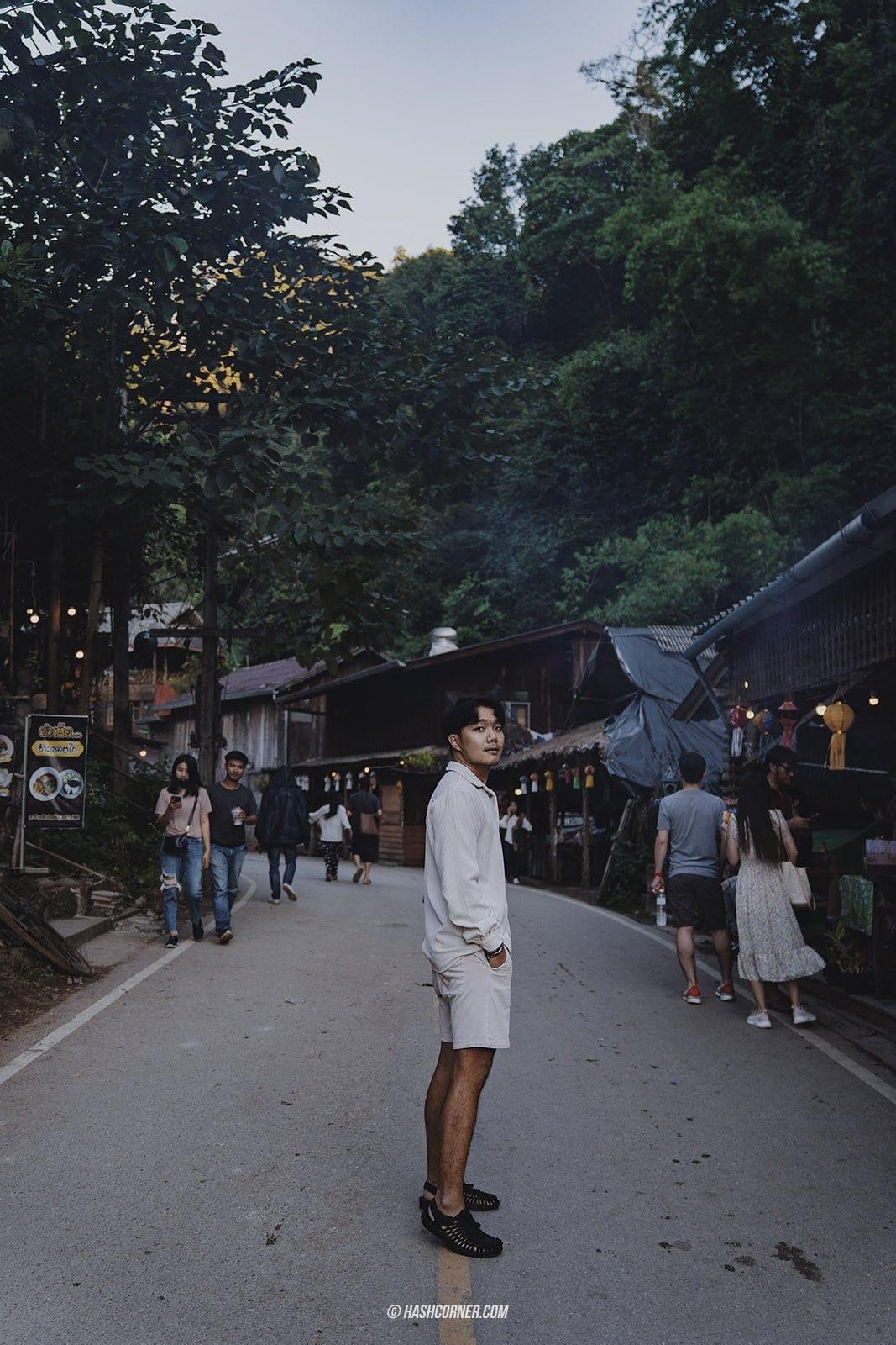 รีวิว แม่กำปอง x เชียงใหม่ หมู่บ้านอบอุ่นในหุบเขา