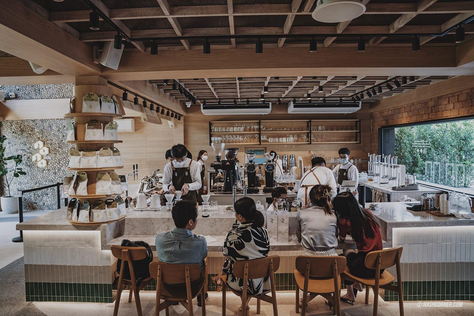 รีวิว อารีย์ x คาเฟ่ ร้านอาหาร และของกิน