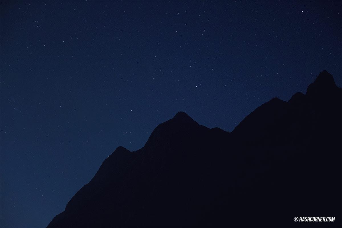 รีวิว เชียงดาว x เชียงใหม่ นอนดูหมอกและดาว